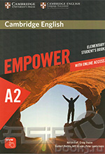 "Empower Elementary - Student""s Book with Online Workbook/ Empower Elementary - Учебник с онлайн рабочей тетрадью"