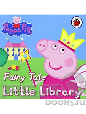 Peppa Pig Fairy Tale Little Library Board Book Box Set Peppa