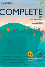 Complete Key For Schools 2nd Edition - Workbook without Answers with Audio Download/ Complete Key For Schools 2nd Edition - Рабочая тетрадь без ответов с загружаемым аудио