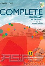 Complete PET For Schools 2nd Edition - Workbook without Answers with Audio Download/ Complete PET For Schools 2nd Edition - Рабочая тетрадь без ответов с загружаемым аудио